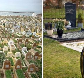 islamitisch begraafplaats