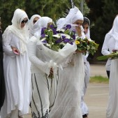 islamitische begrafenis vrouwen