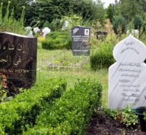 moslim begrafenis